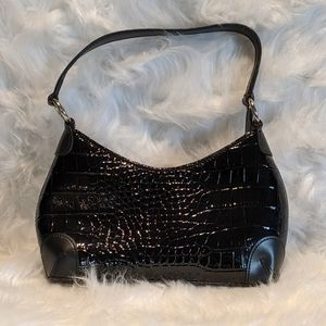 BCBG girls little cute black purse